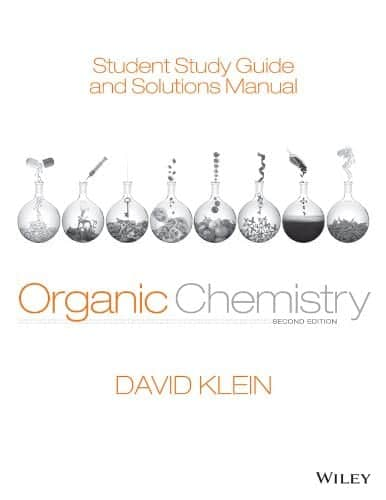 Organic Chemistry Student Solution Manual & Study Guide