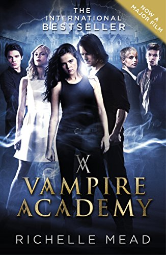 vampire Academy: books like twilight