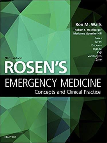 Rosen's Emergency Medicine