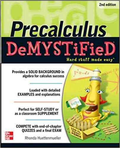 Pre-Calculus Demystified Second Edition