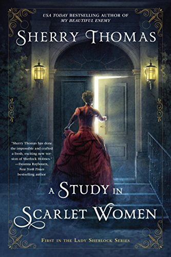 A study in scarlet women: Book Series For Adults