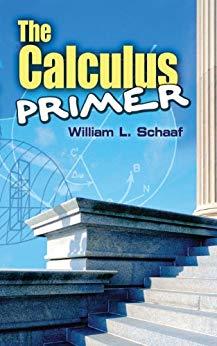 The Calculus Primer: best calculus textbooks