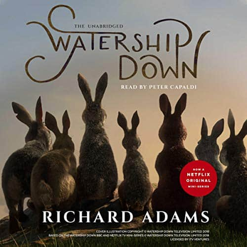 Watership Down: fantasy books for teens