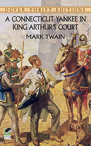 A Connecticut Yankee in King Arthur's Court: best time travel books