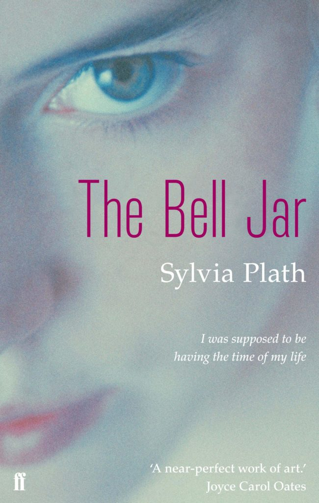 The Bell Jar: books about depression