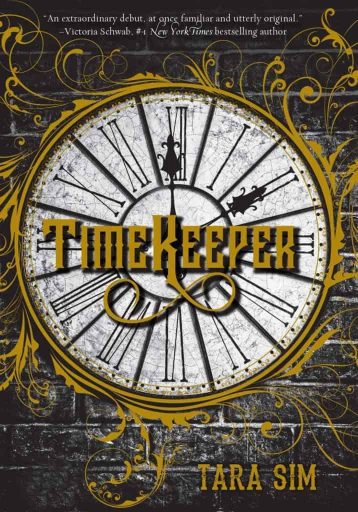 Timekeeper: Best Time Travel Books