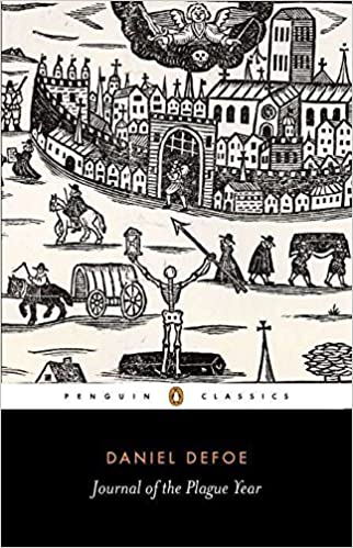 A Journal of the Plague Year- City Of London