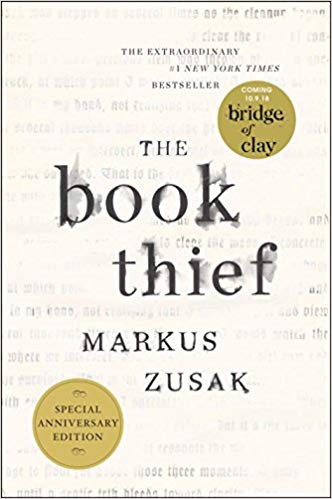 the book thief: books about the holocust