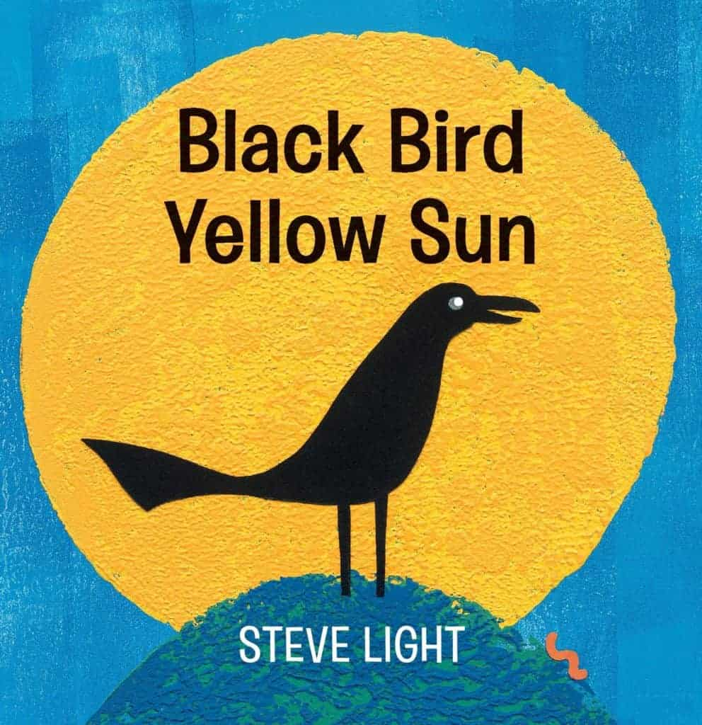Black Bird Yellow Sun: books for toddlers