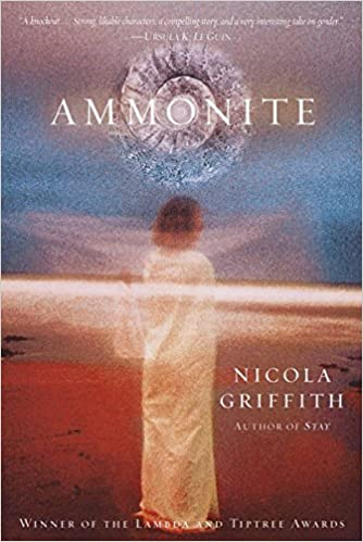 Ammonite - best pandemic books
