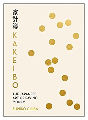 Kakeibo-The Japanese Art of Budgeting & Saving Money
