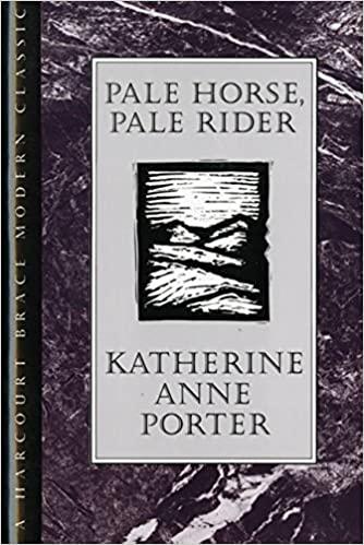 Pale Horse, Pale Rider- Set of Three Short Novels