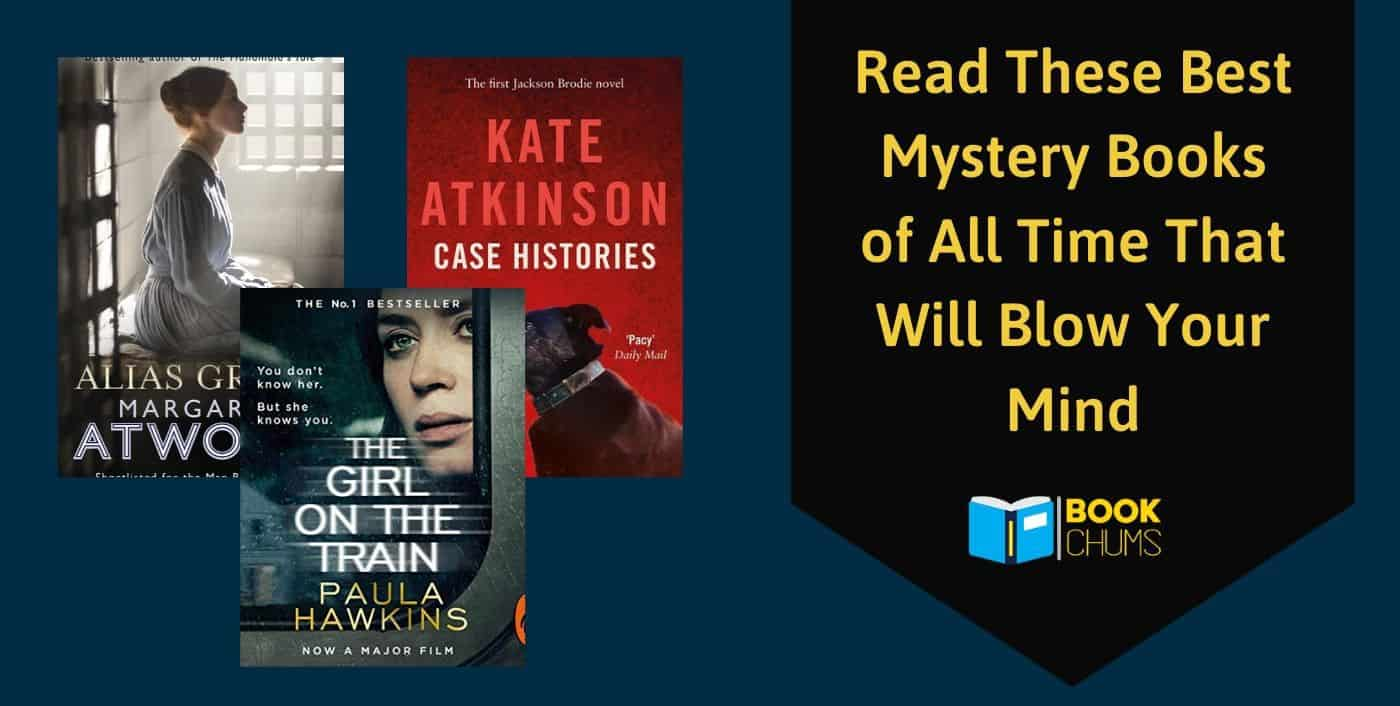Read These 12 Best Mystery Books of All Time That Will Blow Your Mind