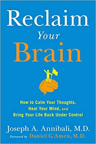 reclaim your brain: mind reading books