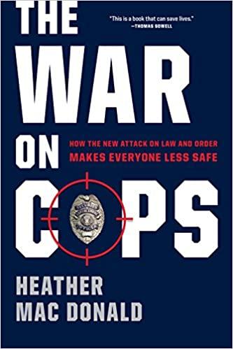 the war of cops: best criminology books