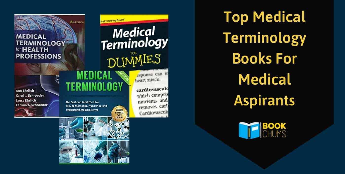 Top Medical Terminology Books For Medical Aspirants