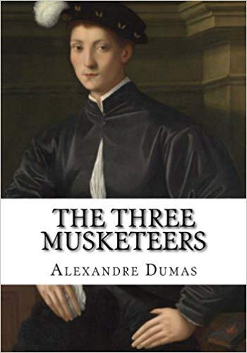 The three musketeers: adventure books