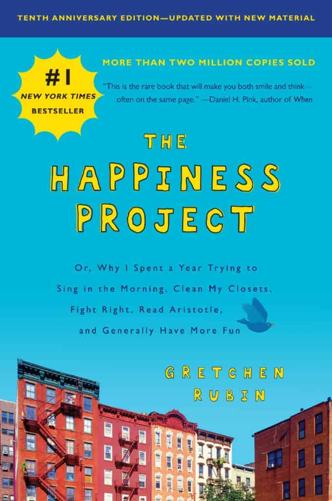 The happiness project