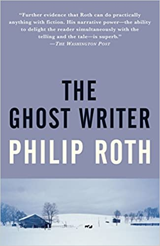 The Ghost Writer: philip roth books