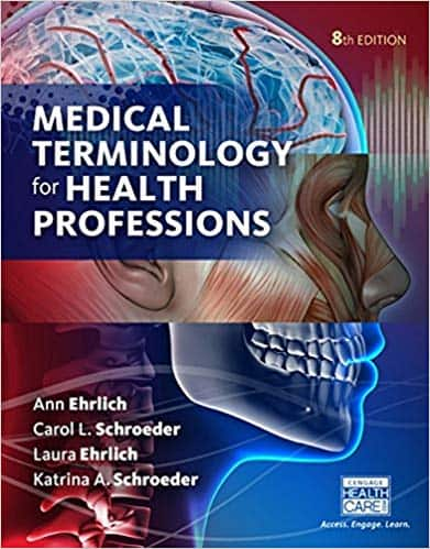 Medical Terminology For Health Professions 8th Edition