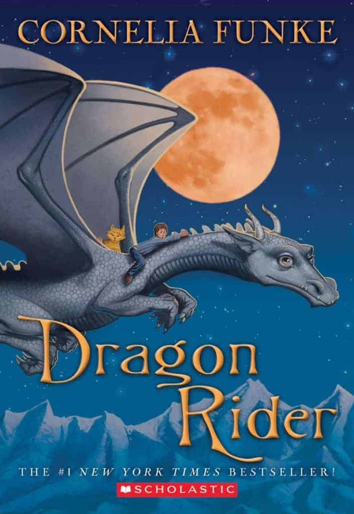 Dragon Rider: books like eragon