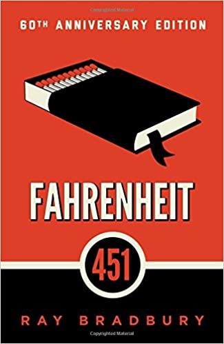 Fahrenheit 451: best halloween books