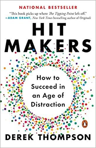 hit makers: best social media marketing books