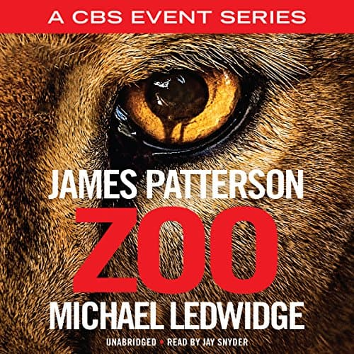 Zoo:  Best James Patterson Books