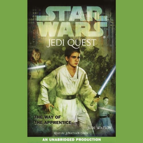 Jedi Apprentice: best star wars books