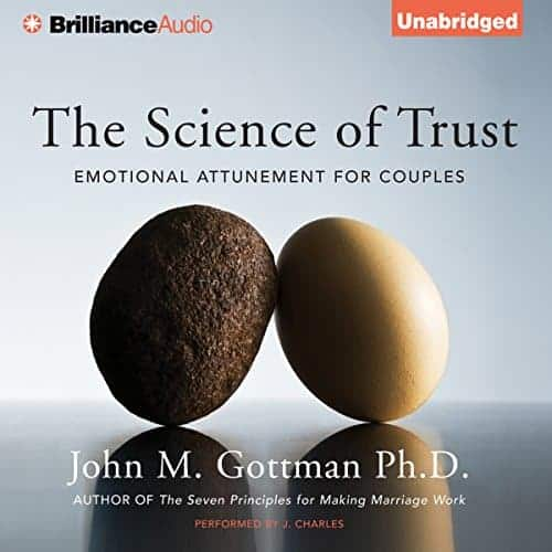 The Science of Trust: john gottman books
